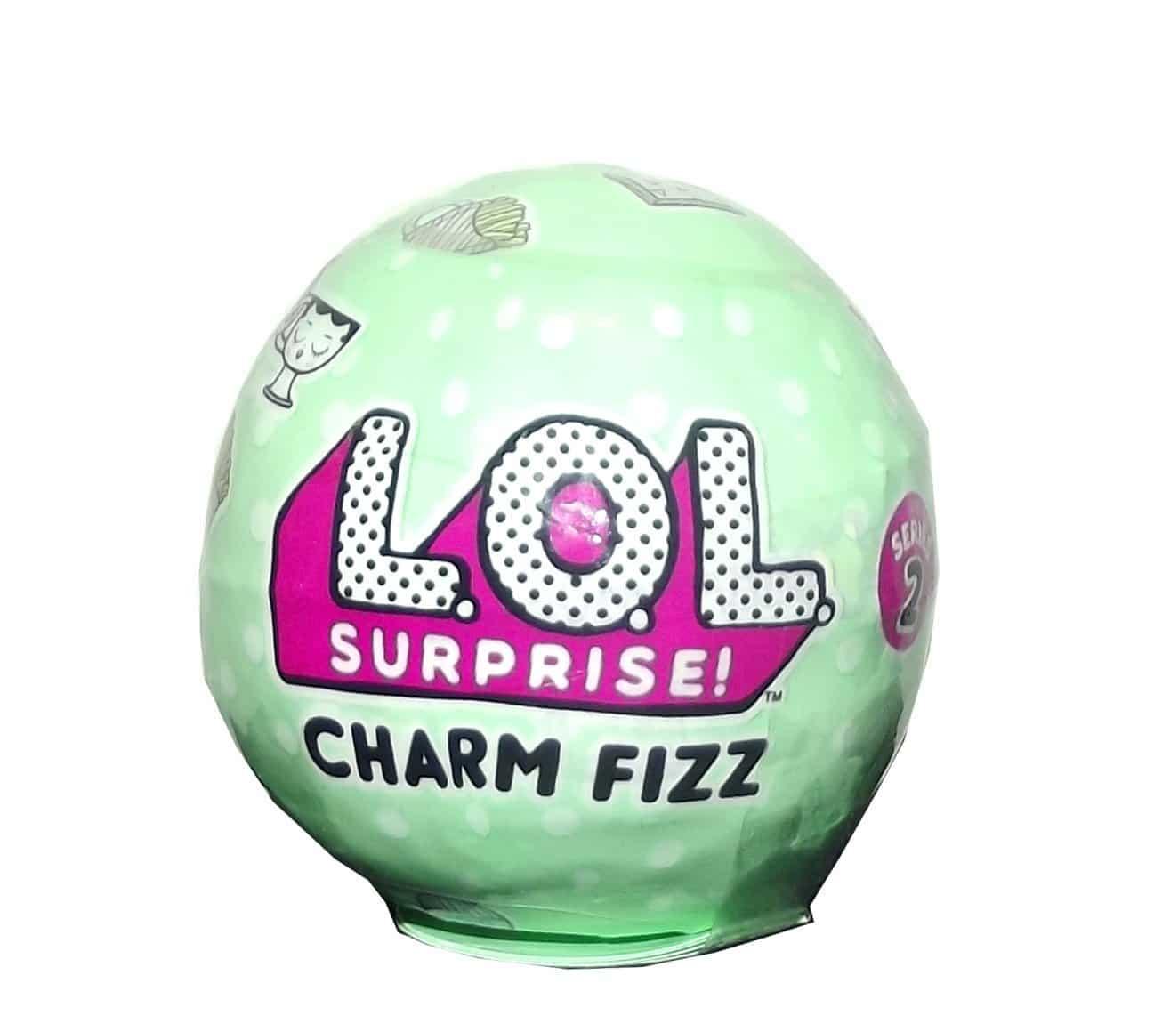 Lol Surprise Charm Fizz Review Lotta Lol
