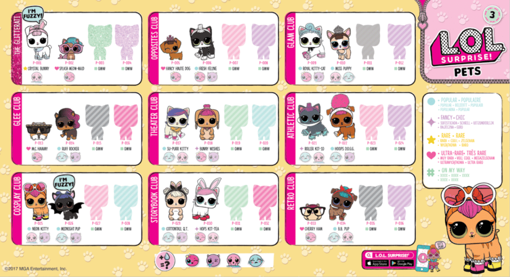 Lil Outrageous Littles Lol Surprise Dolls Beginner S Guide Lotta Lol