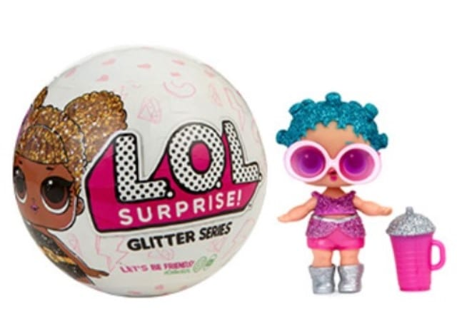 Glitter Series Doll LOL SURPRISE