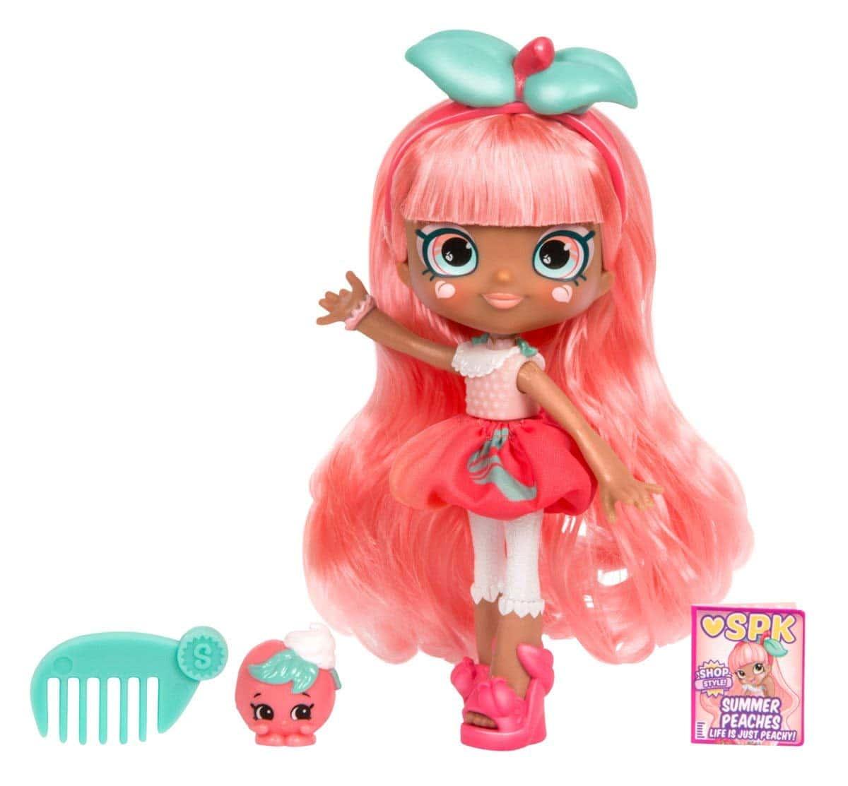 Shopkins Shoppies Shop Style Doll Guide Lotta LOL