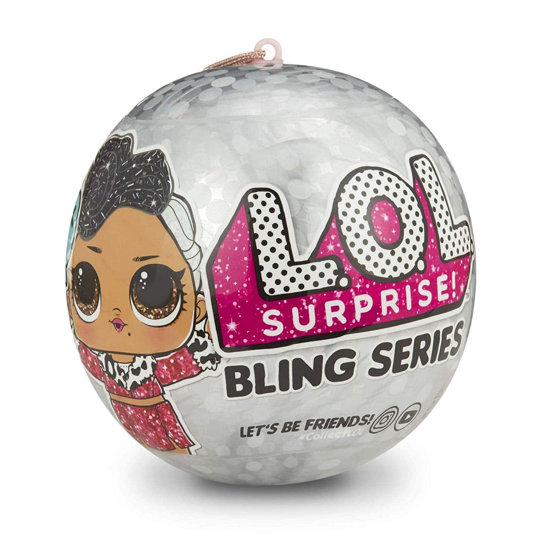 LOL Bling Series Guide LOL Surprise