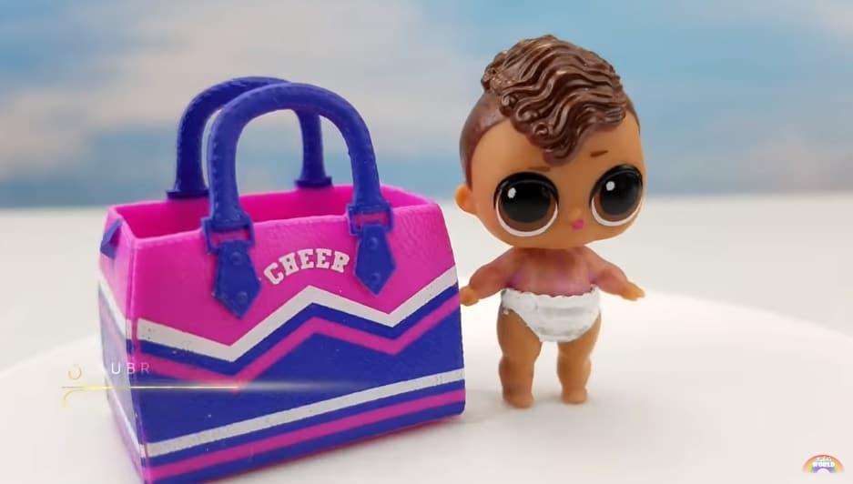 Series 5 Lils Lil Bro Cheer NEW Lol Surprise Doll L.O.L