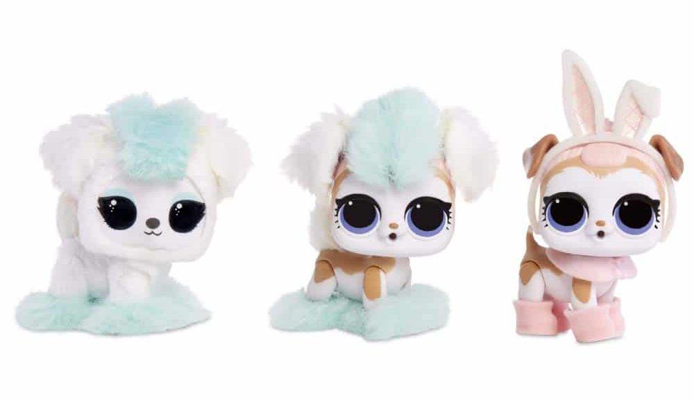 L.O.L lol Surprise Fluffy Pets Winter Disco Ball Doll Series 1 2019 NEW