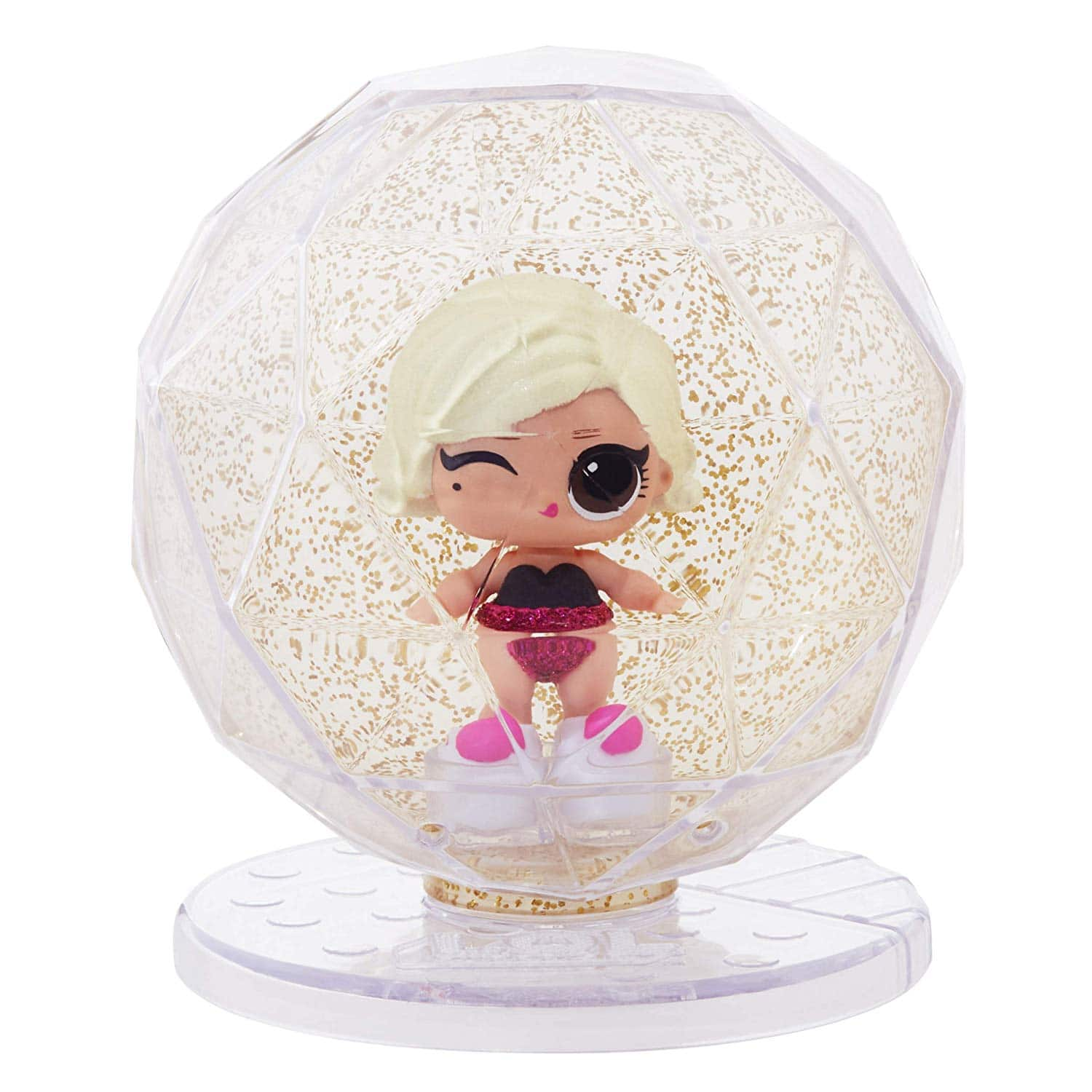 AUTHENTIC MERKITTY LOL Surprise LILS BALL TO BAG MAKEOVER SERIES