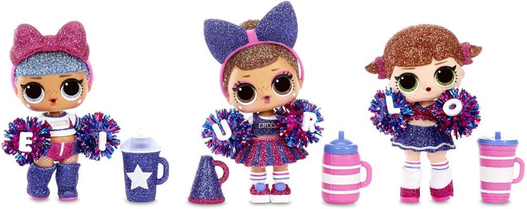 Cheer Team LOL Dolls: All-Star B.B.s Series 2 Guide ...