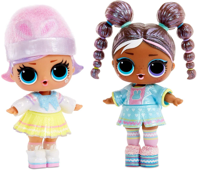 В Кукле Lol Spring Sparkle Есть 7 Сюрпризов, Которые Помогут Сэкономить Время, Стресс И Деньги.
